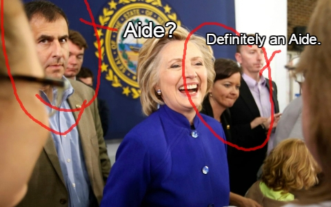 hillary-aides