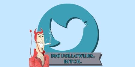 100-twit-follow